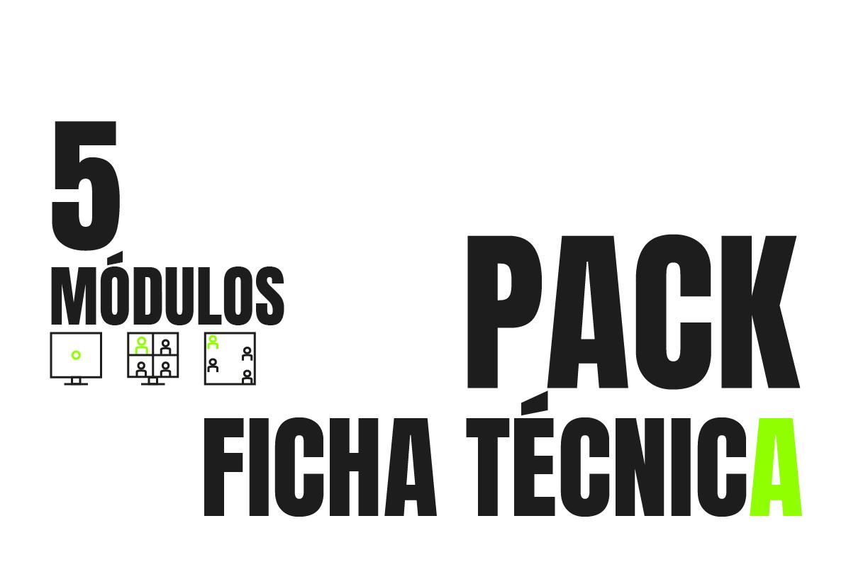 En este momento estás viendo Ficha Técnica Pack